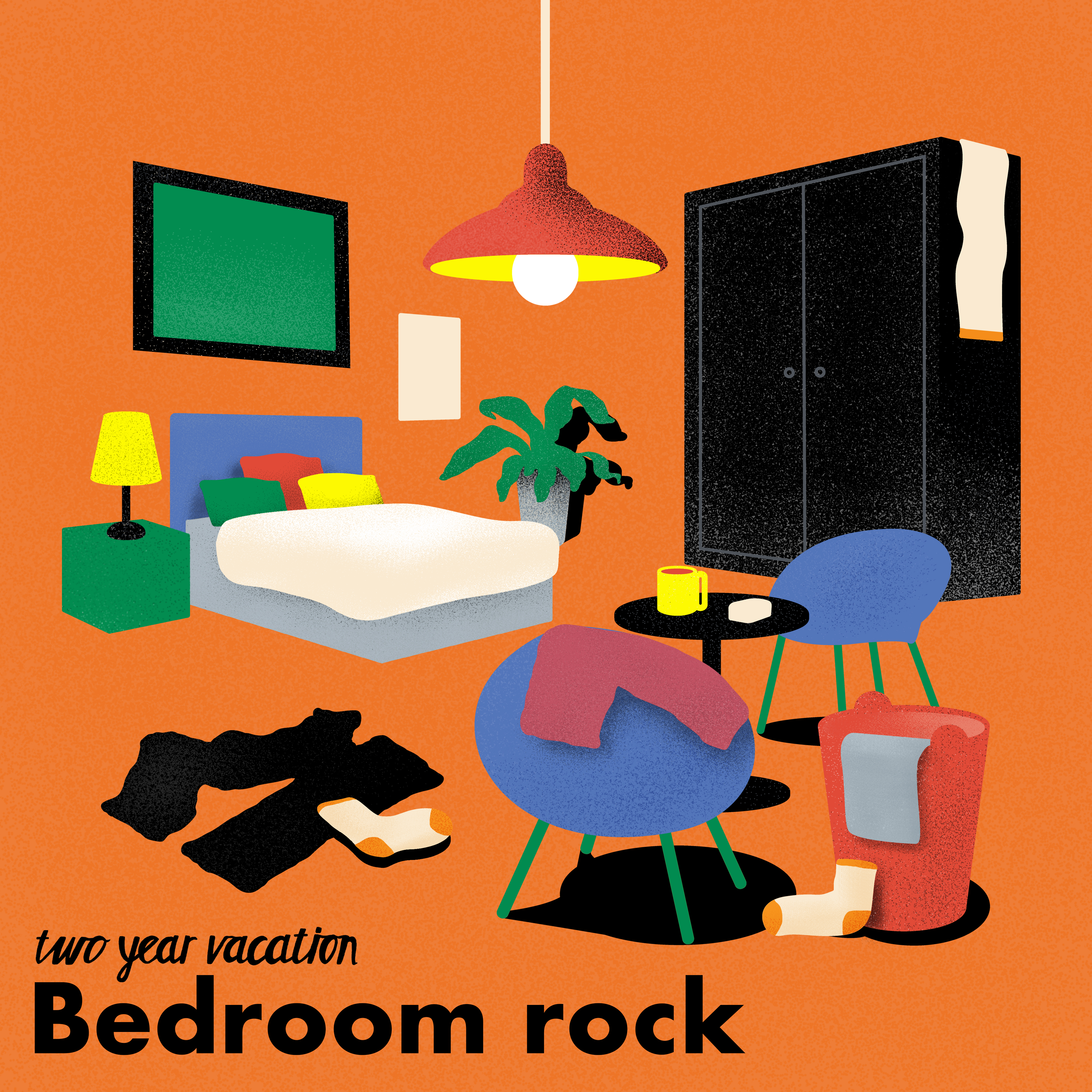 Bedroom Rock
